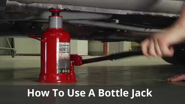 How to Use a Bottle Jack Safely – Step by Step Guide
