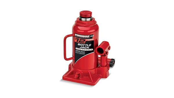 Powerbuilt 647501 Heavy Duty 12-Ton Bottle Jack Review