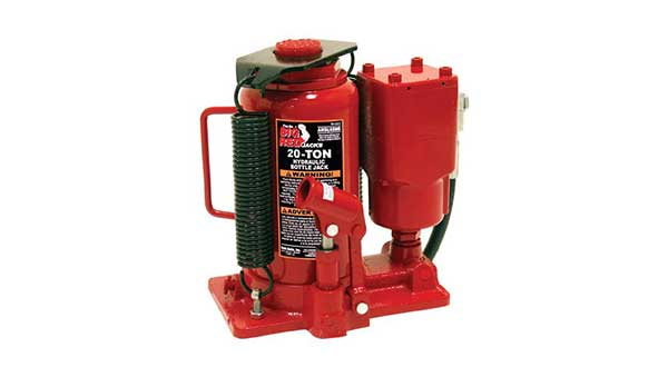 Torin TA92006 20 Ton Hydraulic Air Jack Review