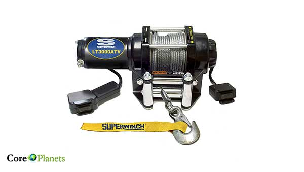 Super-winch-1130220-LT3000ATV-Review