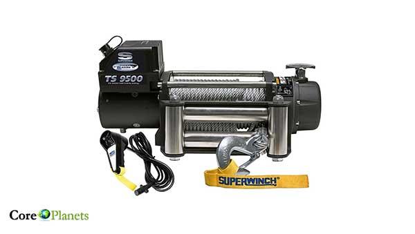 Super winch 1595200 Tiger Shark 9.5