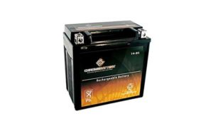YTX14-BS High Performance - Maintenance Free - Sealed AGM Battery