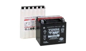 types of atv batteries