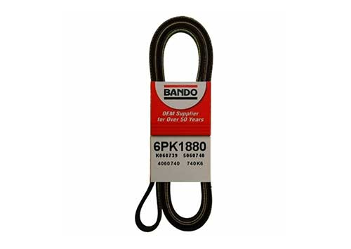 Bando 6PK1880 OEM Quality Serpentine Belt