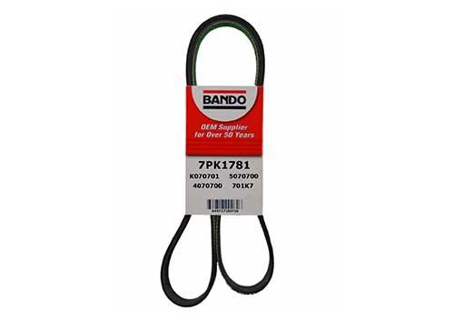 Bando 7PK1781 OEM Quality Serpentine Belt