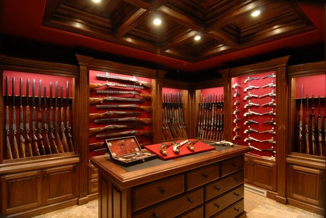 How to Build a Gun Vault in Your Basement – DIY Project