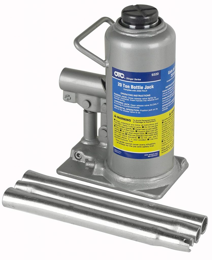 OTC (9320) Stinger 20 Ton Bottle Jack