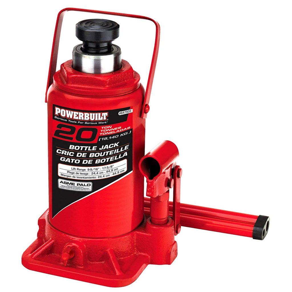 best 20 ton bottle jack