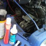 How to Remove Paint Stains from Car Body