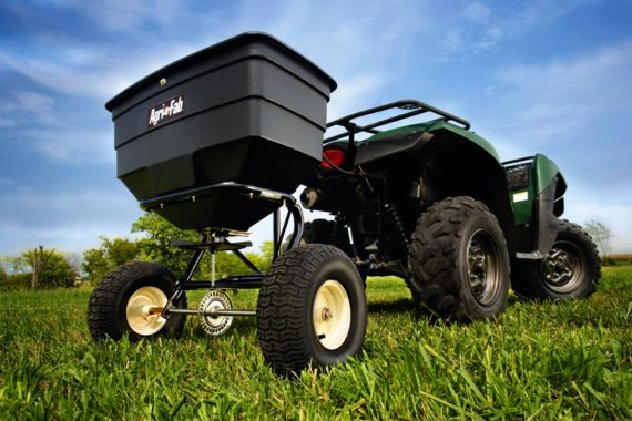 Best ATV Spreader for 2019 – Reviews and Ratings