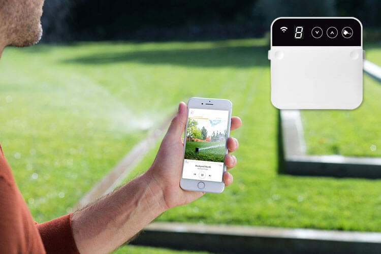 Best Sprinkler Controller 2019 8 Best Smart Sprinkler Controller 2019   Wifi Controlled for